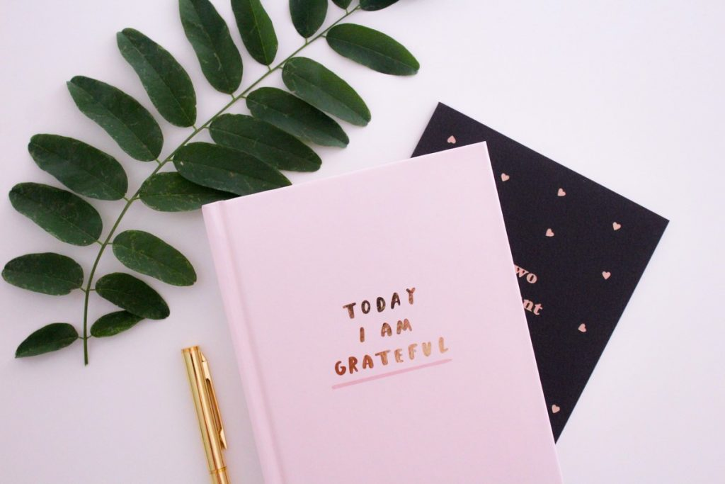 Cultivez la gratitude attitude!